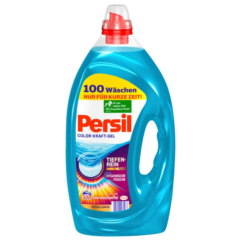 Persil Color Gel 5l, 100WL