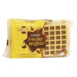 Aldente Gefüllte Frischeiwaffeln mit kakaohaltiger Fettglasur mit Haselnussgeschmack 272g