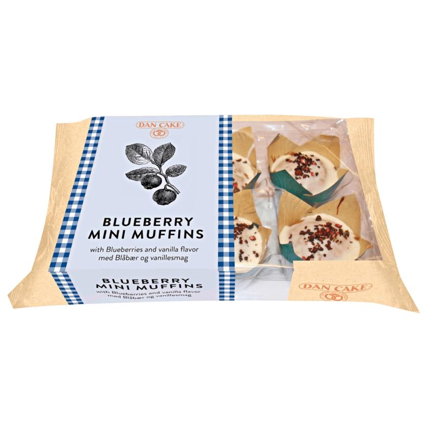 Dan Cake 6 Mini Muffins Blaubeere 210g