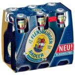 Flensburger Radler alkoholfrei 6x0,33l