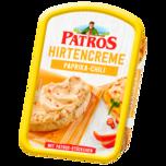 Patros Hirtencreme Paprika-Chili 150g