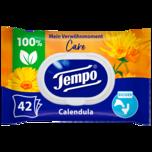 Tempo Feuchte Toilettentücher Calendula & Kamille 42 Stück