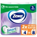 Zewa Smart Toilettenpapier ohne Hülse 4x300 Blatt
