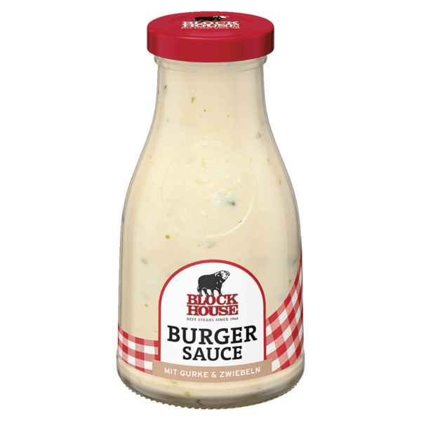 Block House Burger Sauce 240 ml