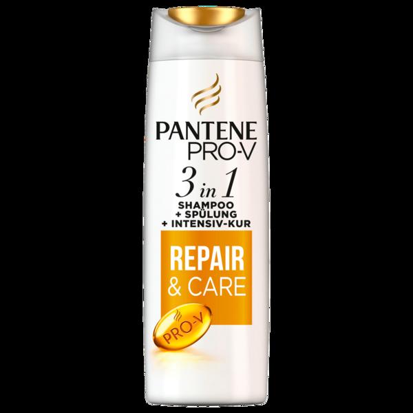 Pantene Pro-V Haarshampoo 3in1 Repair&Care 250ml