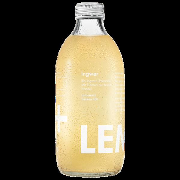 Lemonaid Ingwer Bio 0,33l