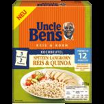 Uncle Ben´s Langkorn-Reis + Quinoa 375g