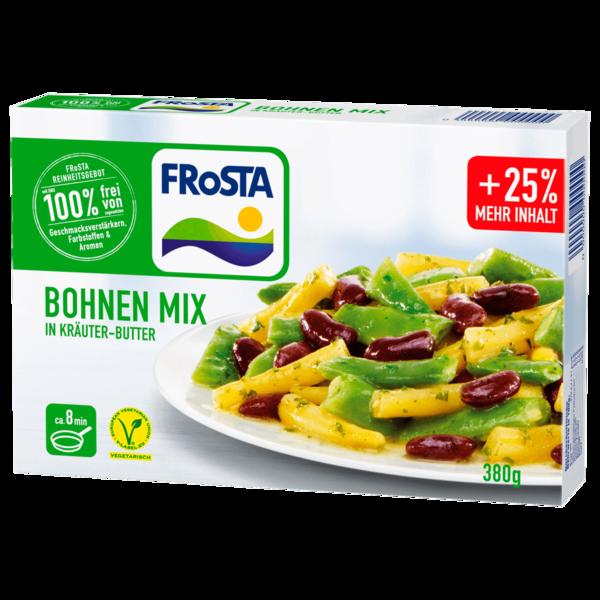 Frosta Bohnen Mix Kräuterbutter 380g