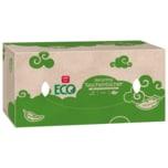 REWE Beste Wahl Eco Recycling Taschentücher Box 100 Stück