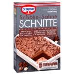 Dr. Oetker Schoko-Sahne Schnitte 266g