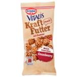 Dr. Oetker Vitalis Kraft Futter Cranberry 45g