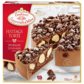 Coppenrath & Wiese Festtagstorte Windbeutel-Schokolade 1,350 kg