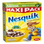 Nestlé Nesquik Knusper-Frühstück Schoko Cerealien mit Vollkorn Maxipack 625g