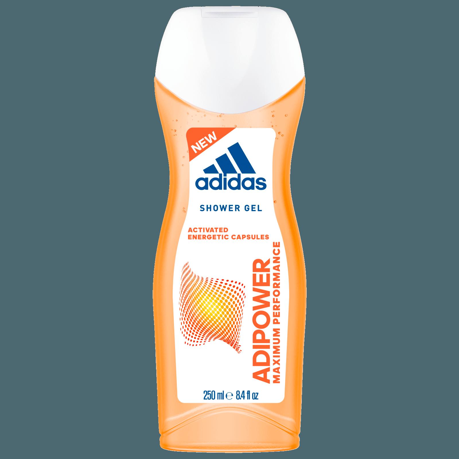 Adidas adipower Showergel Women 250ml
