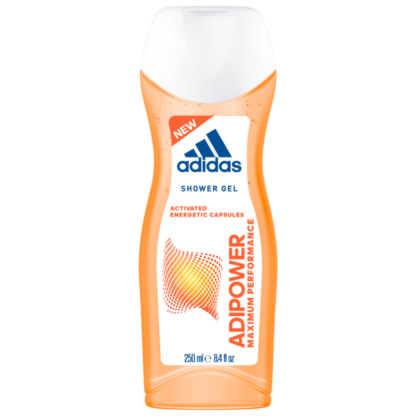 Adidas adipower Showergel Women 250ml