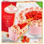 Conditorei Coppenrath & Wiese Festtagstorte Erdbeer-Joghurt Torte 1500 g
