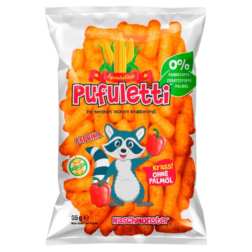 Pufuletti - Paprika ohne Palmöl 85g