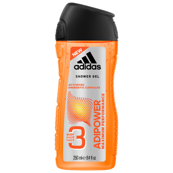 Adidas Men Duschgel Adipower 250ml
