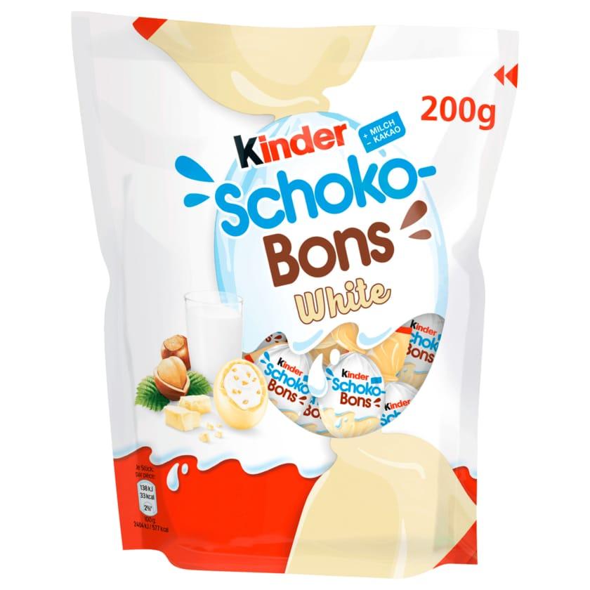Kinder Schoko Bons White 200g