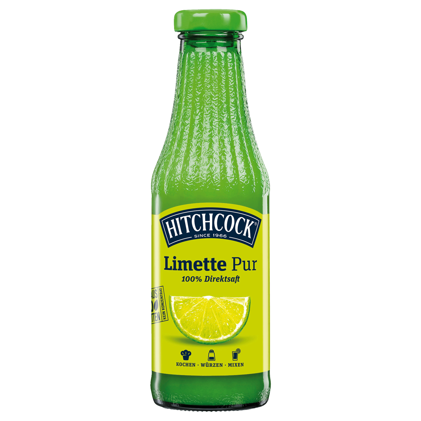 Hitchcock Limettensaft 0,5l