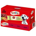 Frolic 5 Fresh Packs mit Rind 7,5kg