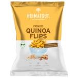 Heimatgut Bio Erdnuss Quinoa Flips 110g