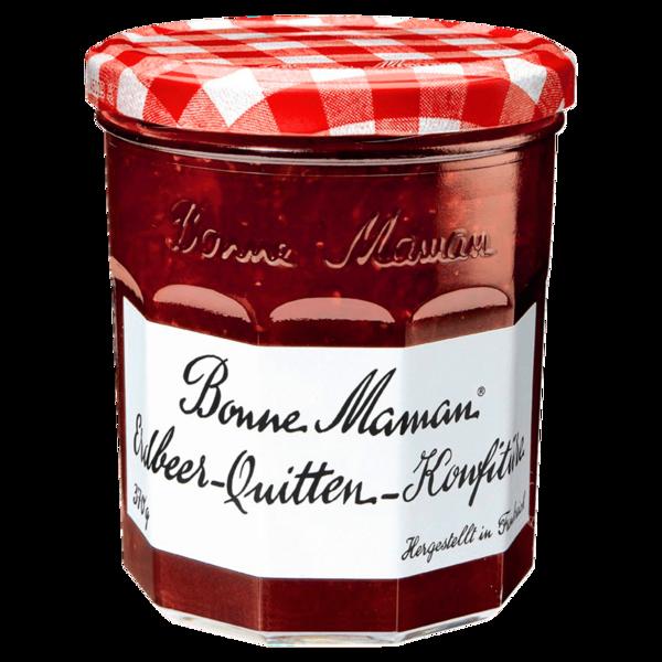 Bonne Maman Erdbeer-Quitten-Konfitüre 370g