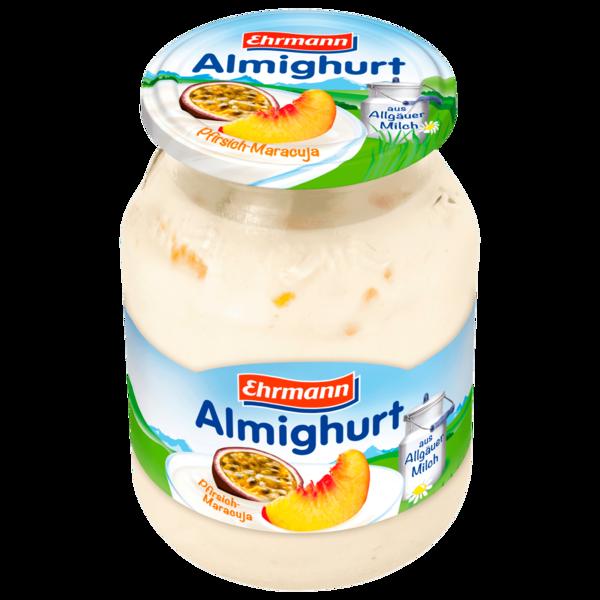 Ehrmann Almighurt Pfirisich-Maracuja 500g