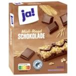 ja! Müsli-Riegel Schokolade 8x25g