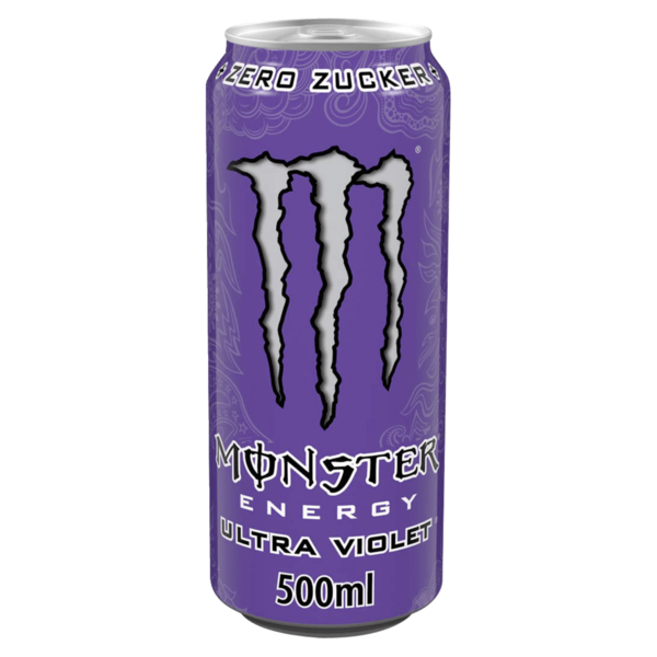 Monster Energy Ultra Violet 0,5l