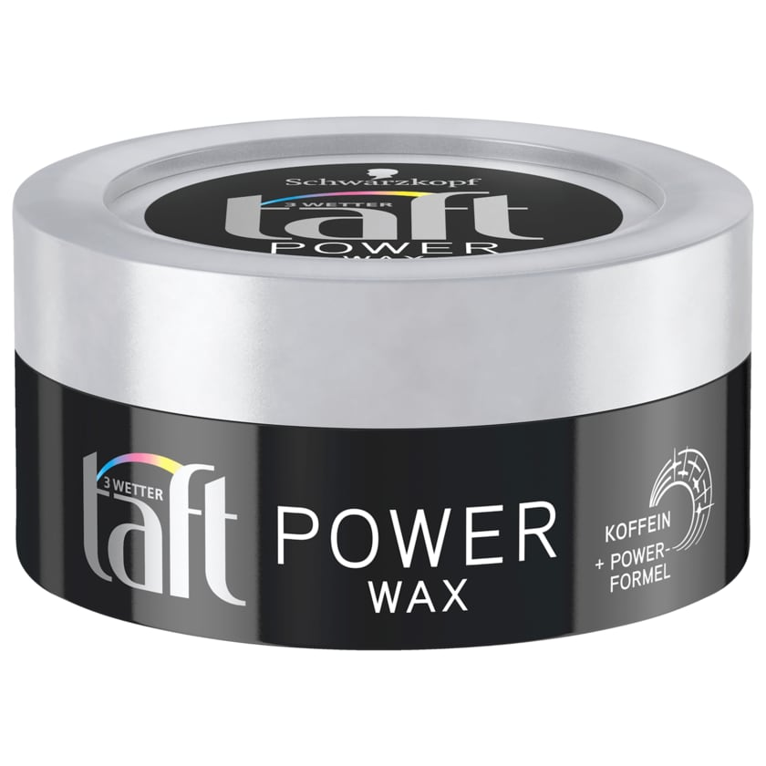 Schwarzkopf 3 Wetter Taft Power Wax 75ml