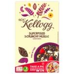 W.K. Kellogg SuperFood Crunchy Müsli Cacao & Nuts 400g