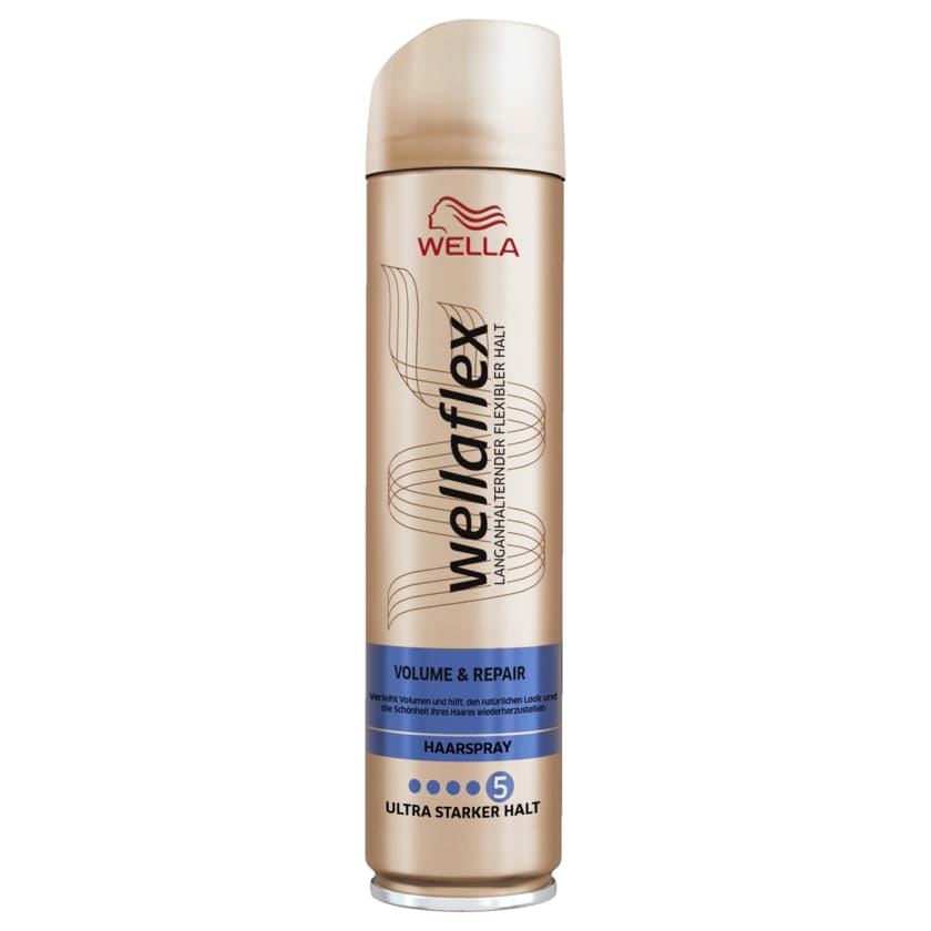 Wella Flex Haarlack Volume & Repair Ultra Strong 250ml
