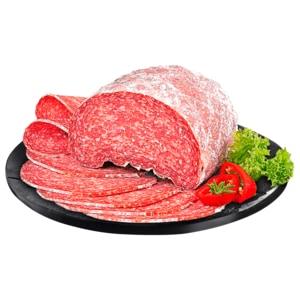 Französische Baguette Salami