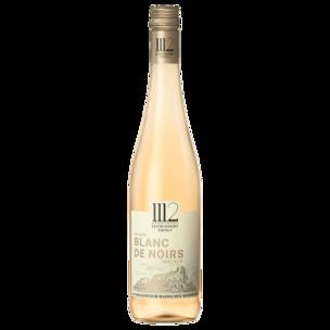 1112 Weißwein Blanc de Noirs trocken 0,75l
