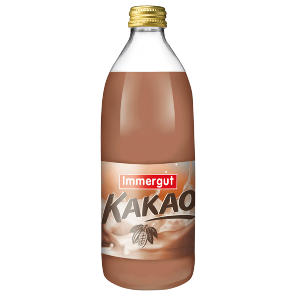 Immergut Kakao-Drink 500ml