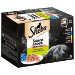 Sheba Sauce Lover Feine Vielfalt 12x85g