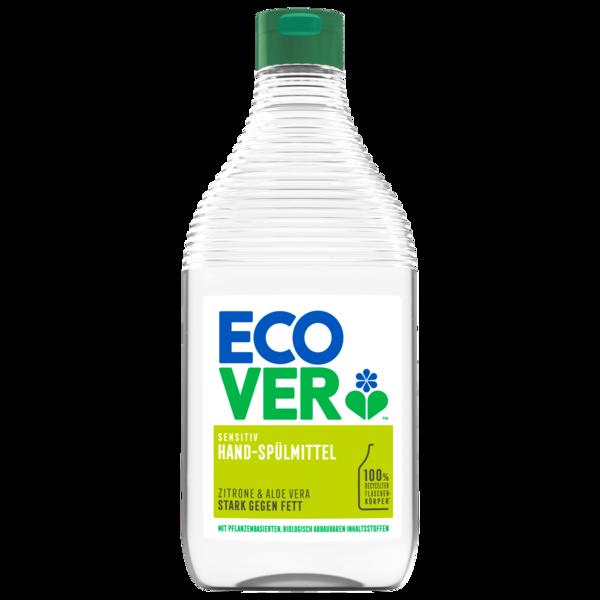 Ecover Hand-Spülmittel Zitrone & Aloe Vera 400ml