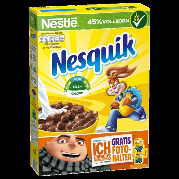 NESTLE NESQUIK Cerealien 375g