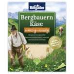 Bergader Bergbauern Käse Scheiben würzig-nussig 150g