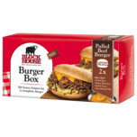 Block House Burger-Box Pulled Beef 340g