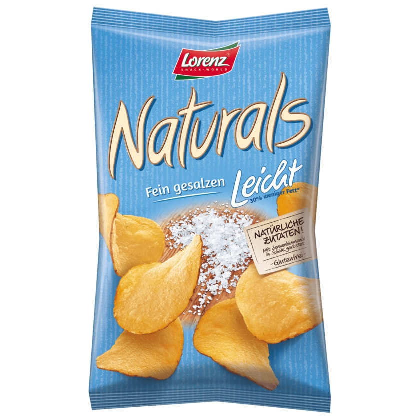 Lorenz Naturals Kartoffelchips Leicht 80g