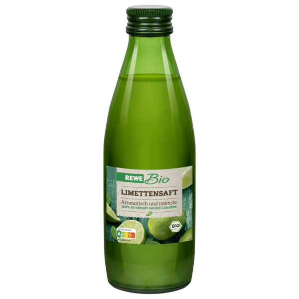 REWE Bio Limettensaft 250ml