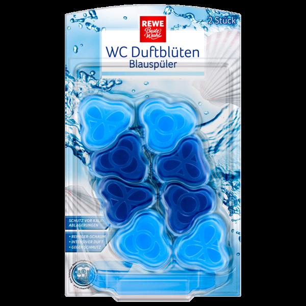 REWE Beste Wahl WC-Blauspüler 2x48g