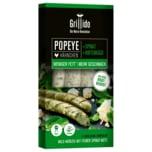 Grillido Popeye Hähnchen Würsten Spinat Hirtenkäse 240g