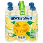 Eiszeitquell Feine Limo Zitrone 6x0,5l