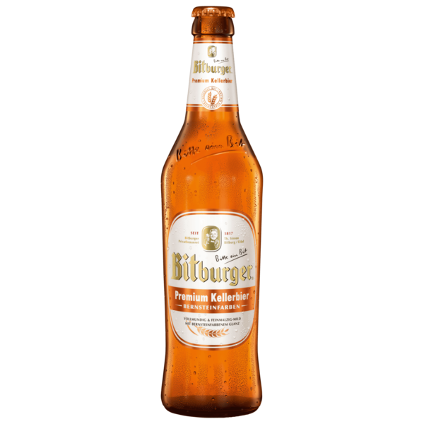 Bitburger Premium Kellerbier 0,5l
