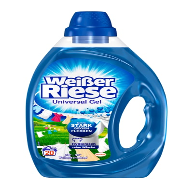 Weißer Riese Universal Gel 1l, 20WL