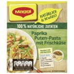 MAGGI Paprika Puten-Pasta mit Frischkäse 42g