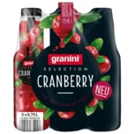Granini Selection Cranberry 6x0,75l